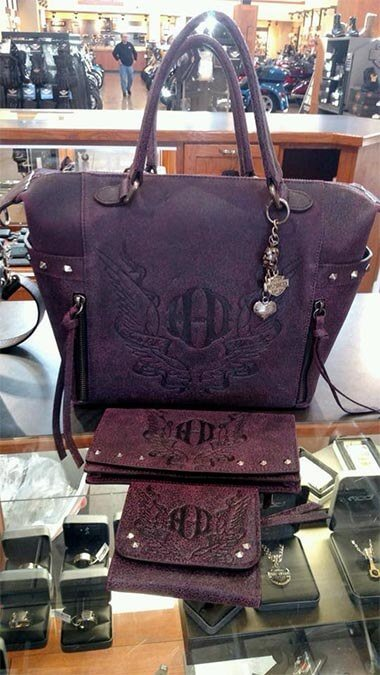 Women's Hand Bags and Accessories For Sale at S&P Harley-Davidson