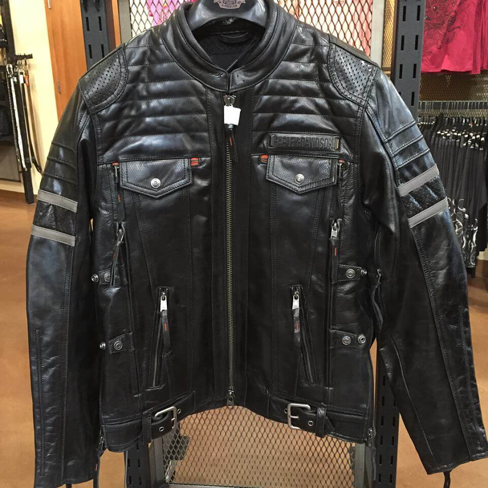 Leather Riding Jackets For Sale at S&P Harley-Davidson